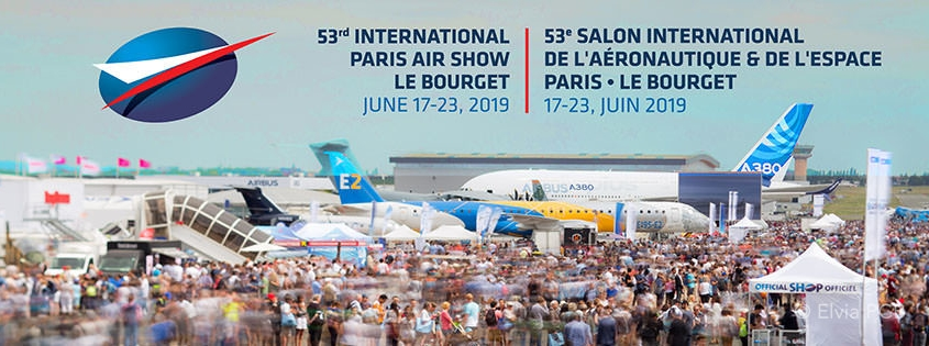 Join Fingermind on the International Paris Air Show 2019
