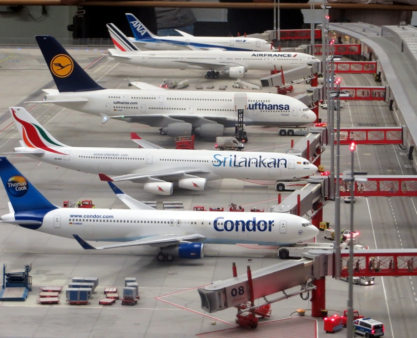 MRO Software for Airlines and MRO Centers by Fingermind