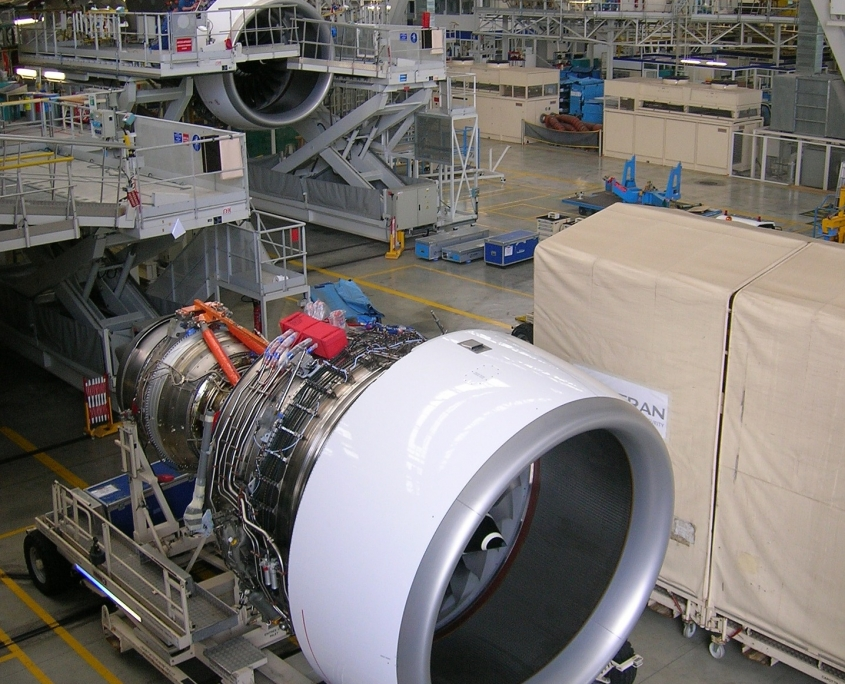 MRO Suite for Aircraft manufacturers by Fingermind