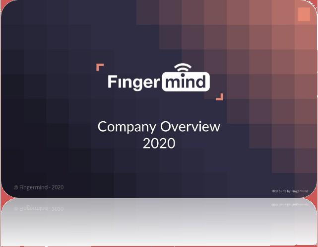 Fingermind Company Overveiw 2020