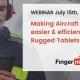 Fingermind Webinar July 2021